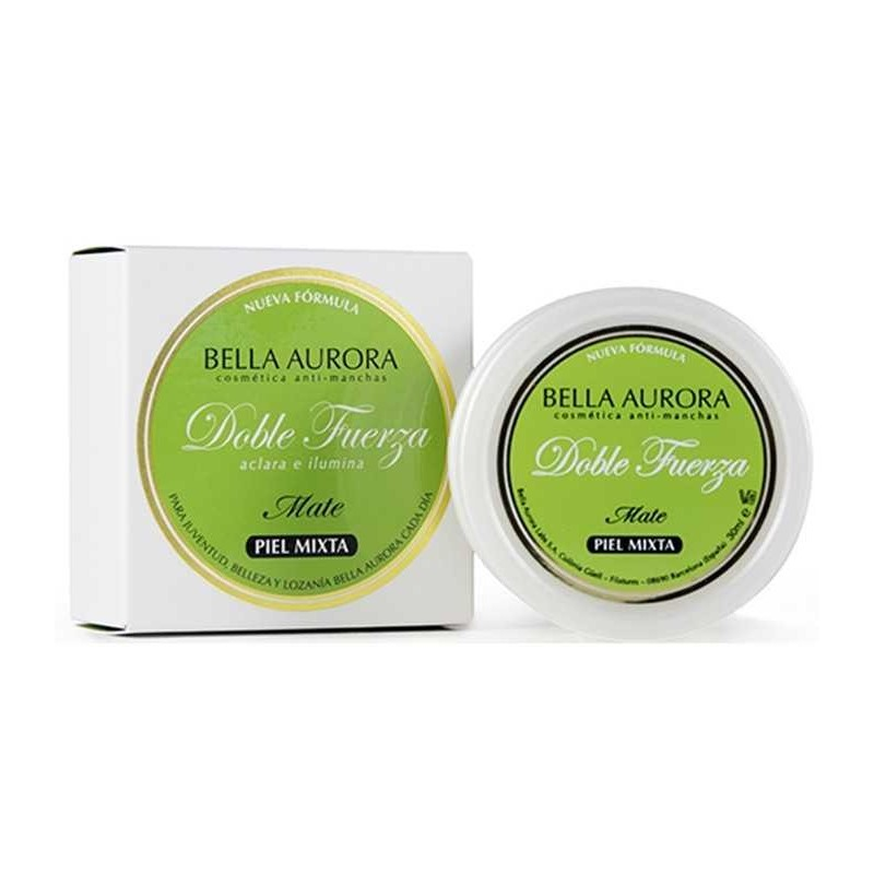 BELLA AURORA Doble Fuerza Crema Antimanchas aclarante 30ml