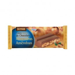 Turron Chocolate Almendras...
