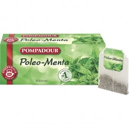POMPADOUR POLEO-MENTA 25...