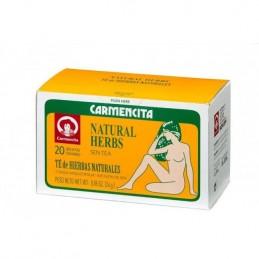 CARMENCITA Sen Herbs Tea 20...