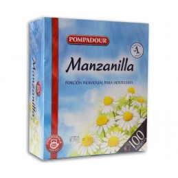 Pompadour Manzanilla Box of...