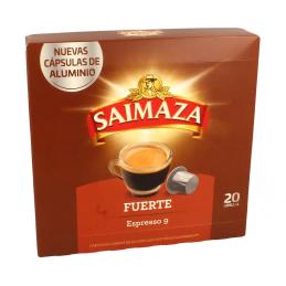 SAIMAZA Nespresso Fuerte...