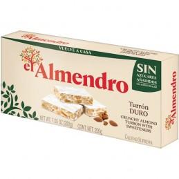 El Almendro Turron Duro Sin...