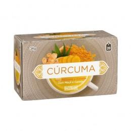 Infusion Curcuma 20u.