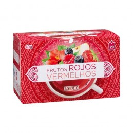 Infusion Frutos Rojos 20u.