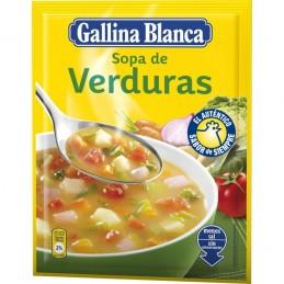 GALLINA BLANCA sopa de...