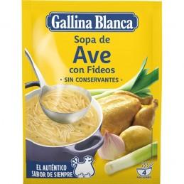 GALLINA BLANCA sopa de Ave...