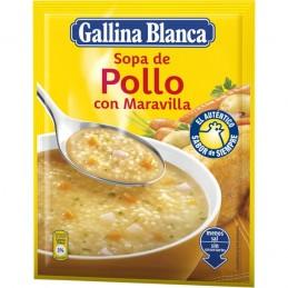 GALLINA BLANCA Pollo maravilla