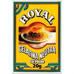ROYAL Gelatina Neutra 20gr