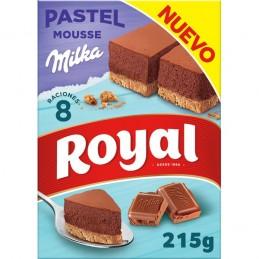 ROYAL Pastel mousse Milka...