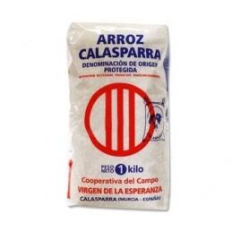 Arroz redondo CALASPARRA 1 kg