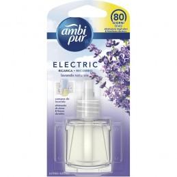 AMBIPUR Lavender Electric...