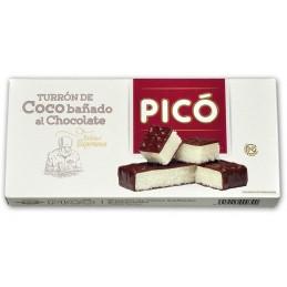 Turron COCO-Chocolate Pico...