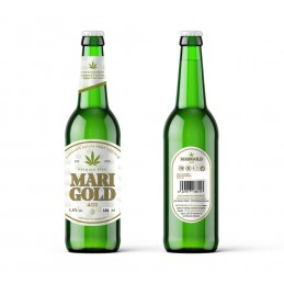 MARI GOLD Premium Beer with...