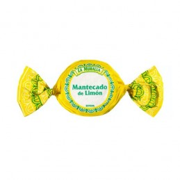 Mantecado de limon 6...