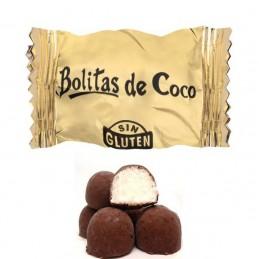 Bolitas de coco Antiu...