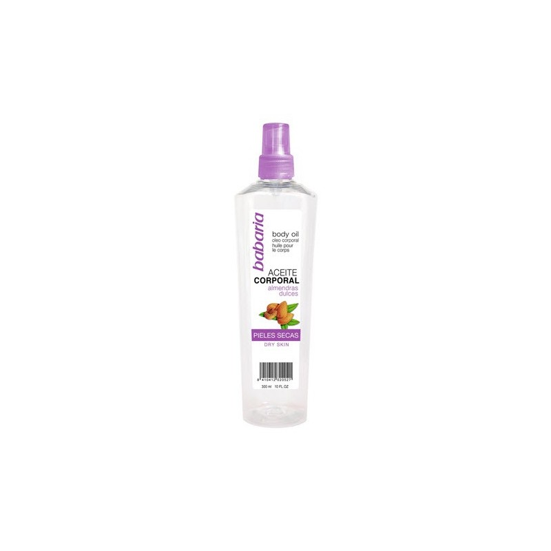 BABARIA Coconut Sun Oil Spray SPF 50 200 ml